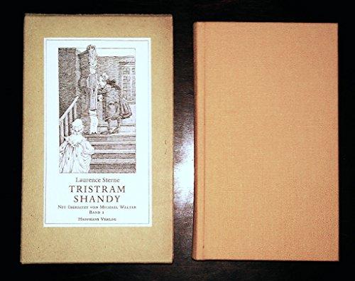 9783251200016: Leben und Ansichten von Tristram Shandy, Gentleman