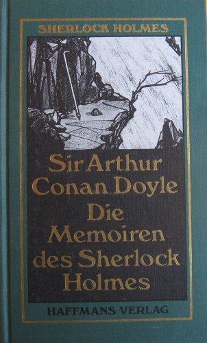 9783251200160: Die Memoiren des Sherlock Holmes, Bd 2