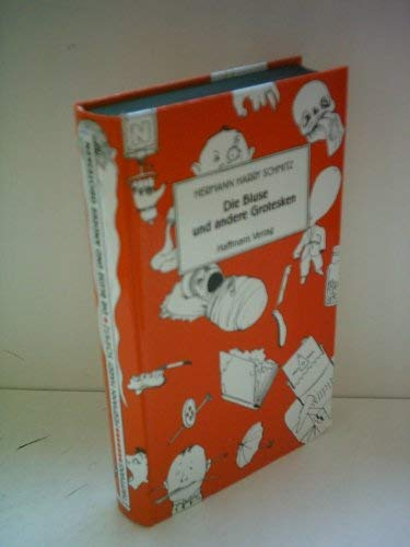 9783251200566: Die Bluse und andere Grotesken (Samtliche Werke in drei Banden / Hermann Harry Schmitz) (German Edition)