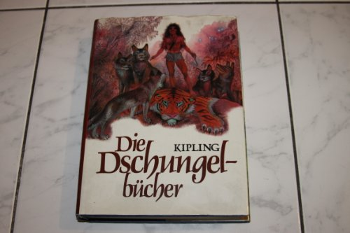 9783251200641: Die Dschungelb�cher. Das Dschungelbuch. - Das zweite Dschungelbuch. - Gisbert Haefs: Kipling Companion