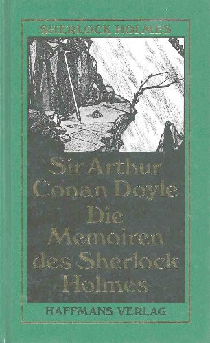 9783251201051: Die Memoiren des Sherlock Holmes, Bd 2