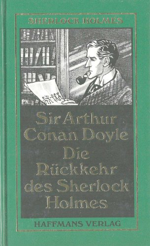9783251201068: Die Rückkehr des Sherlock Holmes, Bd 3
