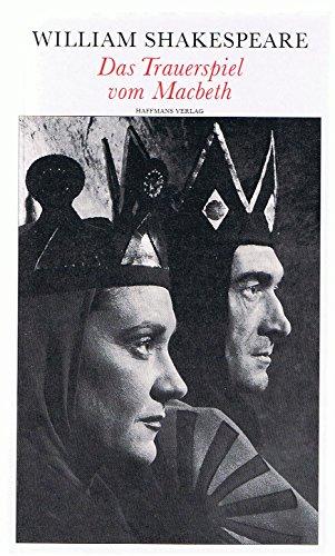 9783251202577: Das Trauerspiel vom Macbeth (Theatralische Werke in 21 Einzelbänden, Bd.15)