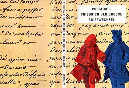 9783251202645: Aus dem Briefwechsel Voltaire, Friedrich der Große, Sonderausgabe
