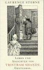 9783251202843: Leben und Ansichten von Tristram Shandy, Gentleman