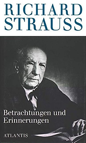 9783254000576: Richard Strauss