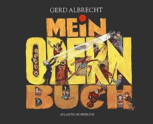 9783254001498: Mein Opernbuch