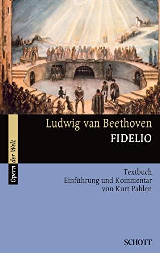 9783254080011: Fidelio: Textbuch