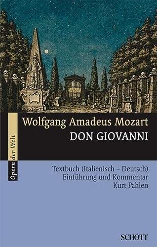 Don Giovanni.: Mozart, Wolfgang Amadeus.