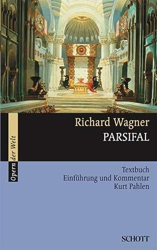 9783254080325: Parsifal. Textbuch. ( Opern der Welt).