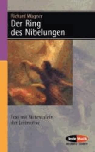 9783254082299: Ring des Nibelungen Tekst
