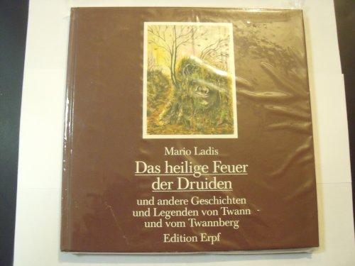 9783256000543: Das heilige Feuer der Druiden und andere Geschichten und Legenden von Twann und vom Twannberg (German Edition)