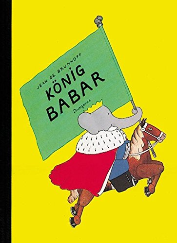 König Babar - Jean de Brunhoff