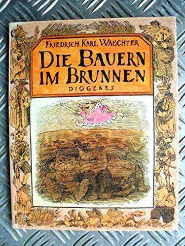 9783257005912: Die Bauern im Brunnen (German Edition)