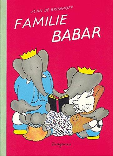 9783257006056: Familie Babar.