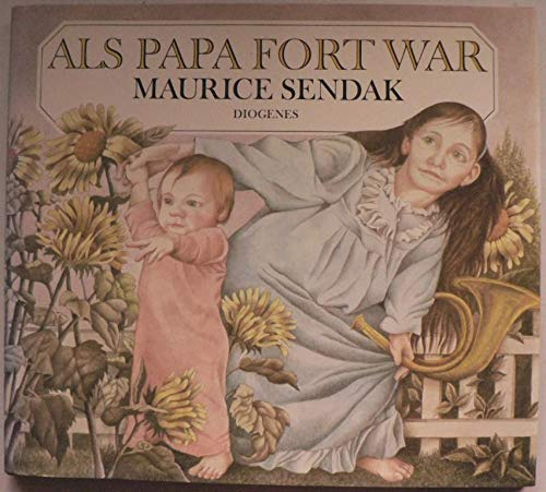 9783257006414: Als Papa fort war