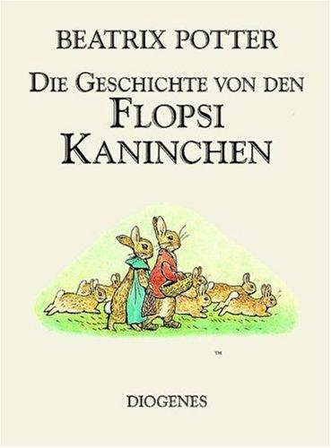 9783257006438: Flopsi Kaninchen