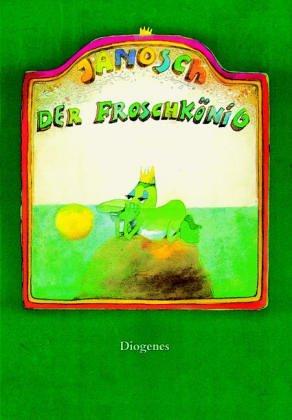 9783257006476: Der Froschkönig