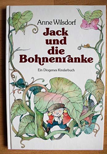 9783257006841: Jack und die Bohnenranke. Ein Märchen