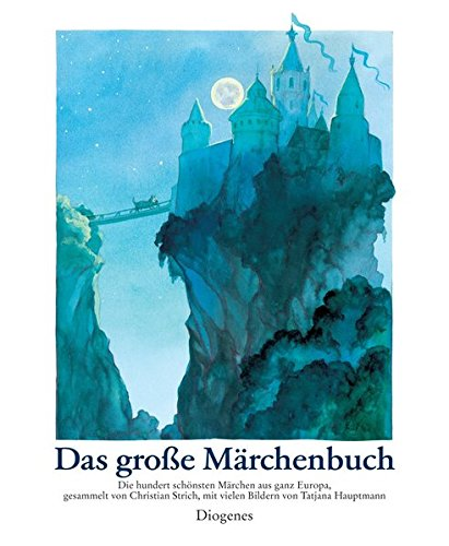 9783257006858: Das große Märchenbuch.