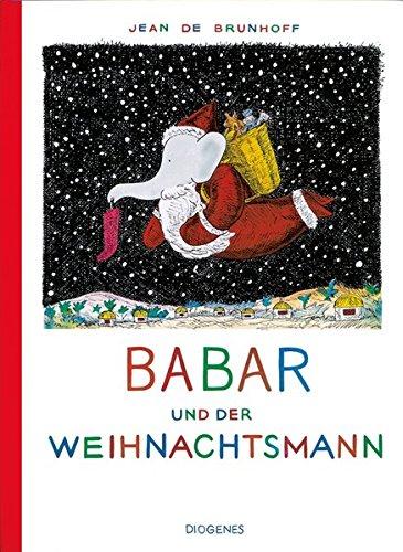 Babar und der Weihnachtsmann.: Jean de Brunhoff