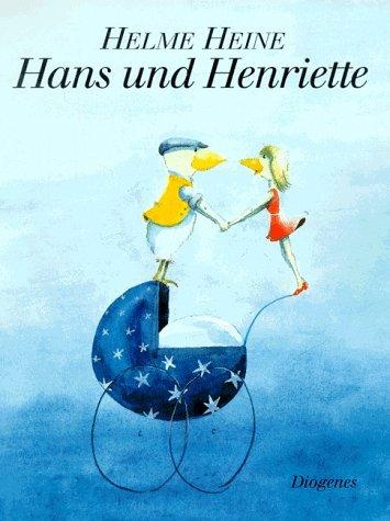 9783257007398: Hans und Henriette