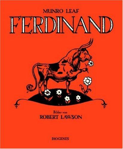 9783257007428: Ferdinand der Stier