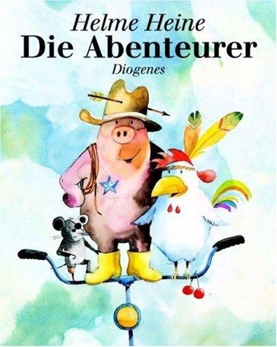9783257008173: Die Abenteurer (German Edition)