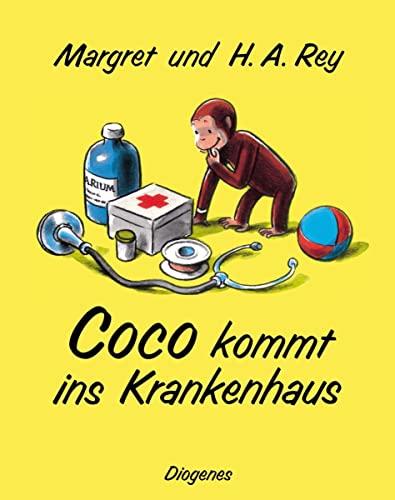 Coco kommt ins Krankenhaus. (3257008503) by Margret Rey; Hans Augusto Rey