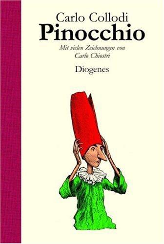 9783257008630: Pinocchio