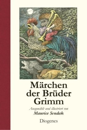 9783257008661: Marchen der Bruder Grimm (German Edition)