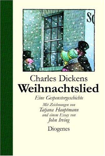 Weihnachtslied: Eine Gespenstergeschichte: Dickens, Charles