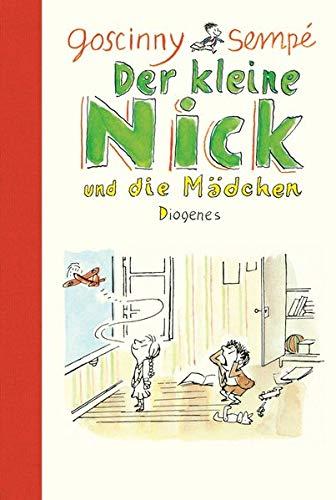 9783257008791: Der kleine Nick und die Mädchen