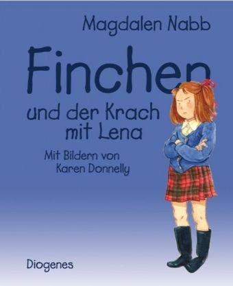 9783257011241: Finchen und der Krach mit Lena