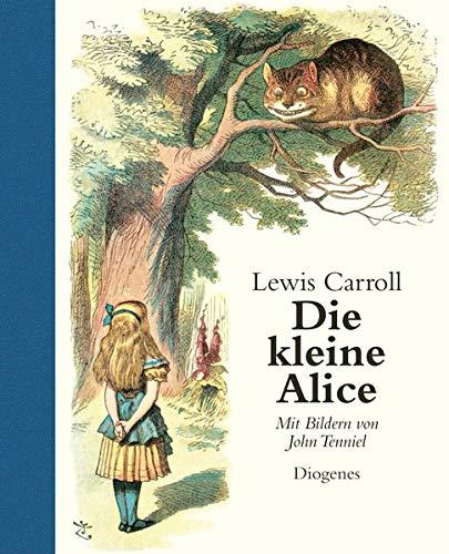 Die kleine Alice (9783257011326) by Lewis Carroll