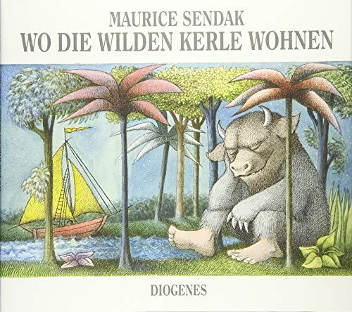 9783257011616: Wo die wilden Kerle wohnen (Diogenes Kinderbücher)