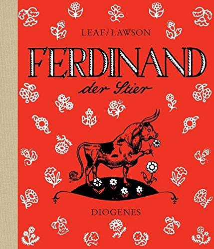9783257011630: Ferdinand der Stier