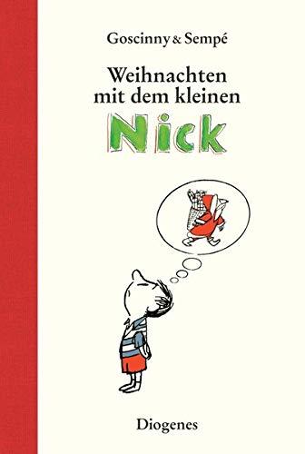 9783257011807: Weihnachten mit dem kleinen Nick: S�mtliche Weihnachtsgeschichten
