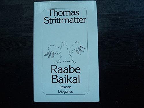9783257018486: Raabe Baikal: Roman (German Edition)
