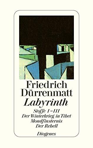 9783257018516: Labyrinth: Stoffe I-III (German Edition)