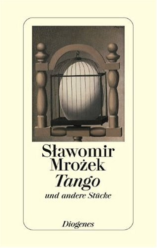 9783257019438: Tango und andere Stücke.