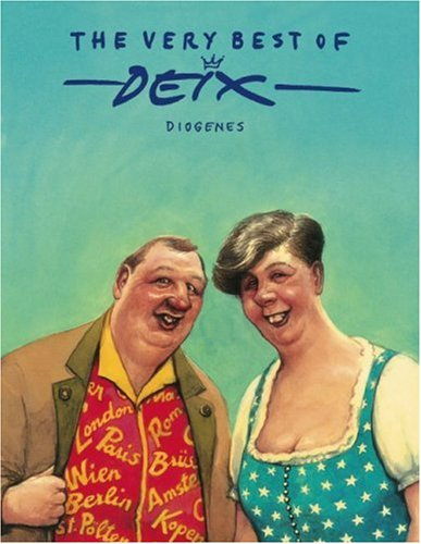9783257020694: The Very Best of Deix