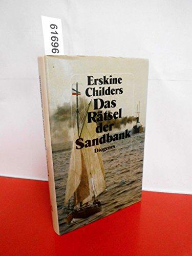 9783257050554: Das Rätsel der Sandbank