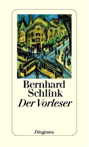 Der Vorleser. (9783257056082) by Schlink, Bernhard