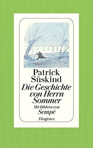 9783257057287: Die Geschichte von Herrn Sommer