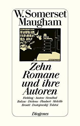 9783257060218: Zehn Romane und ihre Autoren