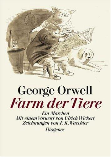 9783257060546: Farm der Tiere