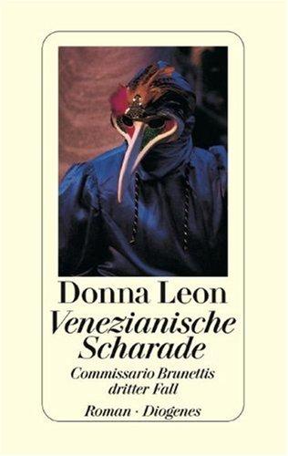 Venezianische Scharade Cover