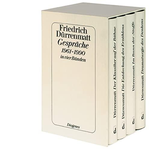 9783257061116: Gesprache [1961-1990] (German Edition)