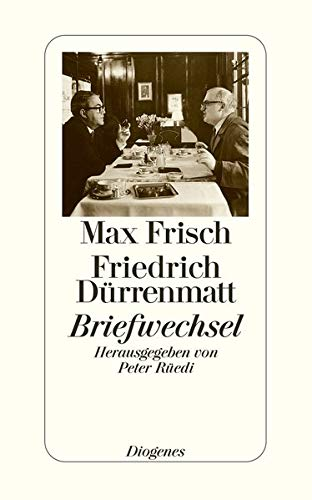 Briefwechsel - mit einem Essay des Herausgebers: Frisch, Max, 1911-1991